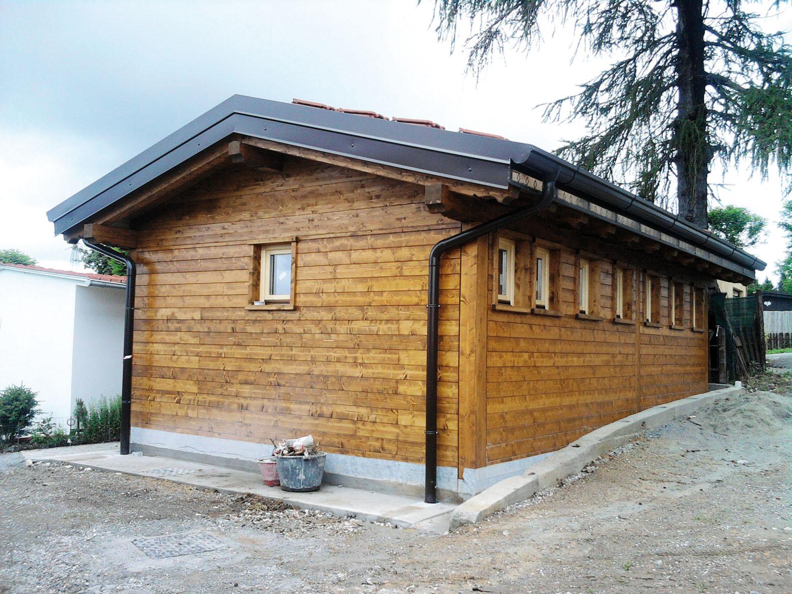 La casa prefabbricata a risparmio energetico c g tetti for Risparmio energetico casa